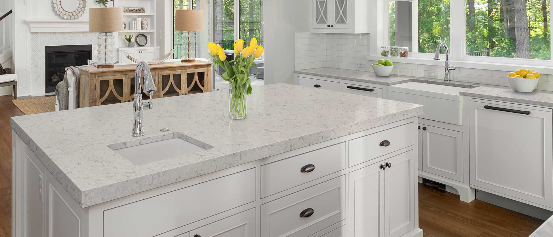 Quartz Carrara Mist - Limited time